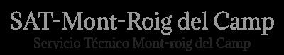 Servicio Técnico Mont-Roig del Camp